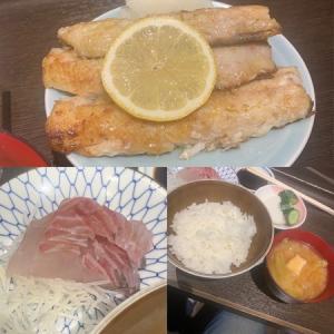 【日本橋浜町】浜町 川治:生ホッケのソテーは想像以上の美味しさだった