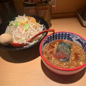 【南青山二丁目】三田製麺所 南青山店:濃厚魚介味噌つけ麺(中盛、味玉付)を食す