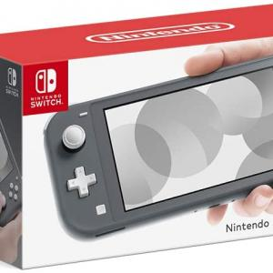 【Amazonプレ値突入】Nintendo Switch Lite各色