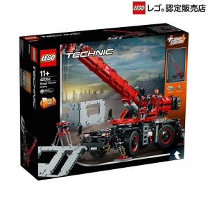 【楽天スーパーセール】レゴ (LEGO) テクニック 全地形対応型クレーン 42082