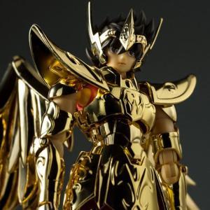 【フィギュア情報・分析】聖闘士聖衣神話EX サジタリアス星矢 GOLD24