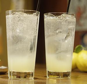 空前のレモンサワーブームがとてもうれしい。