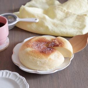 レシピ:炊飯器で作るスフレチーズケーキ