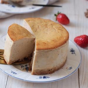 甘酸っぱさがおいしい!いちごチーズケーキ【グルテンフリー】
