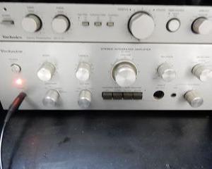 Technics SU3000・真空管アンプ修理