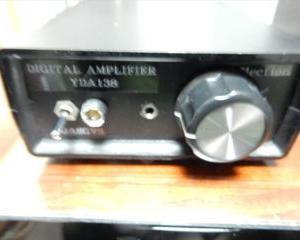 YAMAHA YDA138 デジタルアンプ