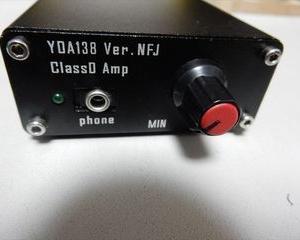 YDA138 デジタルアンプ 2台目