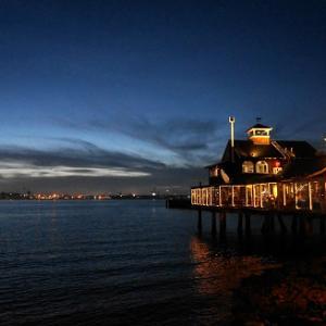 【サンディエゴ】港を散策