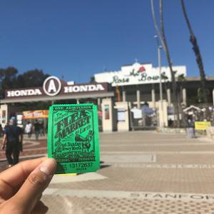 【ロサンゼルス】ローズボウルフリーマーケット