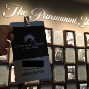 【ロサンゼルス】パラマウントピクチャースタジオツアー1