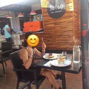 【ケアンズ】カフェで朝ごはん【3060 Cafe Restaurant】