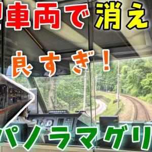 JR東海最高の展望 キハ85系ワイドビューひだパノラマグリーン乗車記(6)