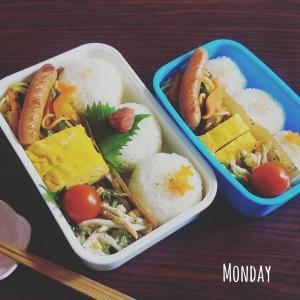 [お弁当] 今週のお弁当まとめ~ぱぱの一言でやる気に!~