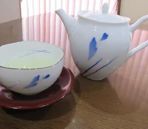 煎茶を美味しく入れてみたい