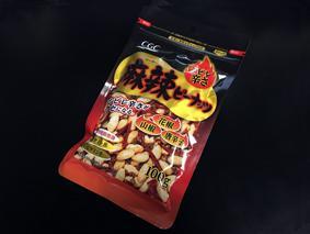 麻辣ピーナッツ辛旨い!