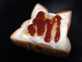 ニンニクチーズトースト旨い!