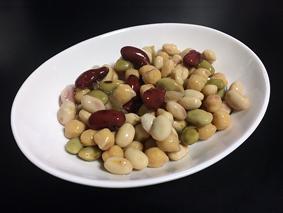 食物繊維いっぱいの豆!