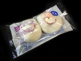 パンとチーズとハムが旨くマッチしてる!