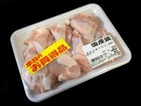 「チープ料理」鶏手羽元のトマト煮風!?