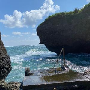 宮古島の大神島:旅の思い出