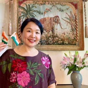 [Lockdown Day 59] 「胡蝶の夢」の渦中から、母校の学生たちにインドのCOVID-19を語る