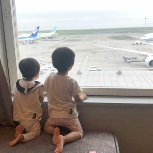空港直結、羽田エクセルホテル東急の滑走路側が乗り物好きキッズにおすすめ!