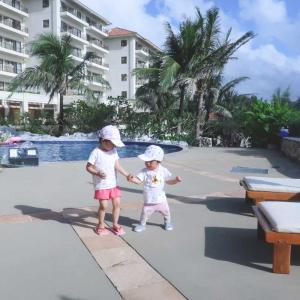 子連れで楽しめる高級リゾートホテル 沖縄「ザ・ブセナテラス」