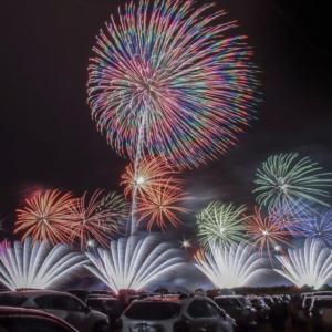 【チケット残りわずか】あまりの人気ぶりで第2弾開催「ドライブイン花火熊本」8.1(日)
