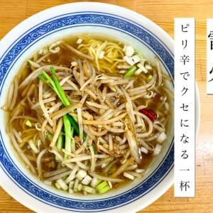 【雷火】個人的にかなり好き。ドウヤたん麺@熊本・南区