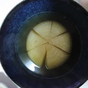 我が家のオニオンスープ