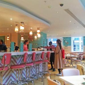 おすすめのカフェ&レストラン in London  - Fortnum & Mason The Parlour -