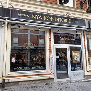 おすすめのカフェ&レストラン in Umeå - Nya konditoriet-