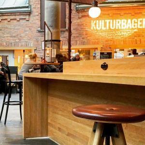 おすすめのカフェ&レストラン in Umeå - Kulturbageriet-