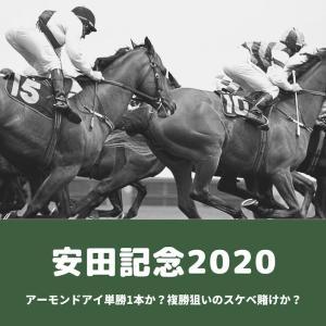 安田記念2020アーモンドアイ1.73倍の1本勝負か複勝狙いのスケベ賭けか