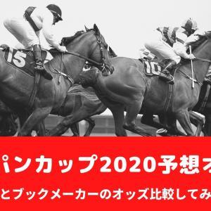 ジャパンカップ2020|JRAとブックメーカーとのオッズ比較してみた