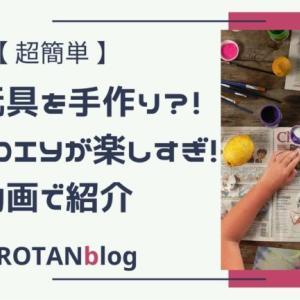 【 超簡単 】知育玩具を手作り?!年齢別DIYが楽しすぎ! 動画で紹介