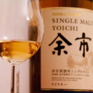 海外で飲む日本のウイスキー・ニッカウヰスキー余市