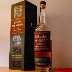 Tullibardine The Murray Chateauneuf-du-Pape Finish を堪能!