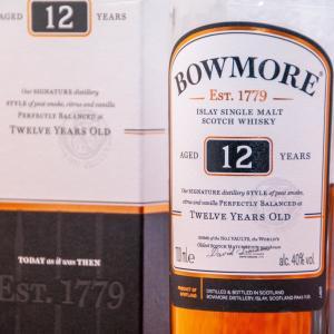 ボーモアのスタンダード、Bowmore 12年
