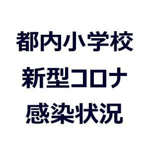 東京都内小学校の新型コロナ感染状況(23区版11/23現在)