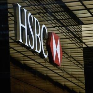 株式投資 香港株HSBC -5.33%大暴落