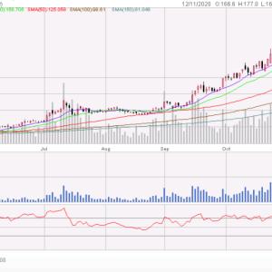 香港株 BYDの動きが激しすぎ ALIBABAは?HSBCは調整