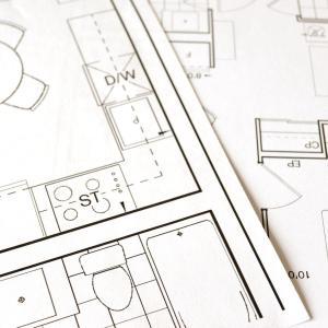 28坪の土地で建てる我が家の間取り たたき台②ダイニングキッチンは対面か横並びか??