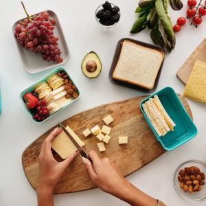 学童弁当1週間まとめ&登校日の学童弁当の持たせ方