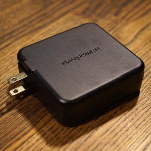 無性に!無意味に!欲しくなるモバイル・バッテリーの、これがおそらく【決定版】〜RAVPOWER 「RP-PB125」