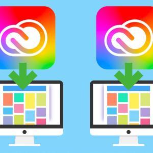 Adobe CC(Adobe Crative Cloud)は1ライセンスで2台で使えて無限にインストール可能〜Adobe CCを複数台で活用する方法