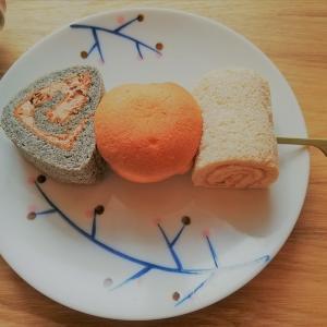 かわいいお取り寄せ 「赤巻」(イソップ製菓・天草市)と「おでんケーキ」(創作西洋菓子 大陸・姫路市)