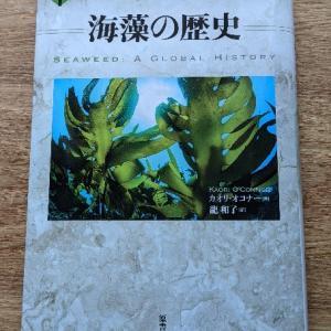 書籍『海藻の歴史』から、①フランスの海藻バター『ボルディエ』を取寄せる。②レシピから『わかめバタートースト』を作る。