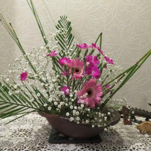 「4月3回目」のお花の配達・・・