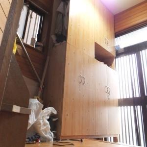 DIYで家具製作!大容量下駄箱収納を自作する